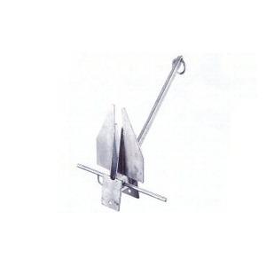 神戸マリン ダンホースアンカー 1.5kg 銀