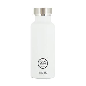 24bottles(24ボトルズ) Thermo Bottle 500ml ホワイト 5415003WH