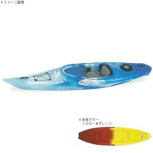 【送料無料】ライオット クエスト ハッチ付 イエローxオレンジ MC-7084
