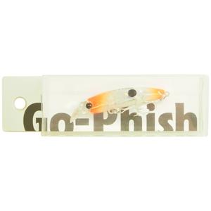Go-Phish(ゴーフィッシュ) カマサー 42mm #11 ゴーストオレンジ QPA42GP