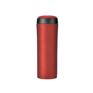 【送料無料】ベルモント(Belmont) 銀抗菌ステンレス真空二重ボトル 広口形 500ml RD BM-473