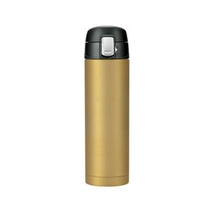 ベルモント(Belmont) 銀抗菌ステンレス真空二重ボトル ワンタッチ形 BM-475 ステンレス製ボトル