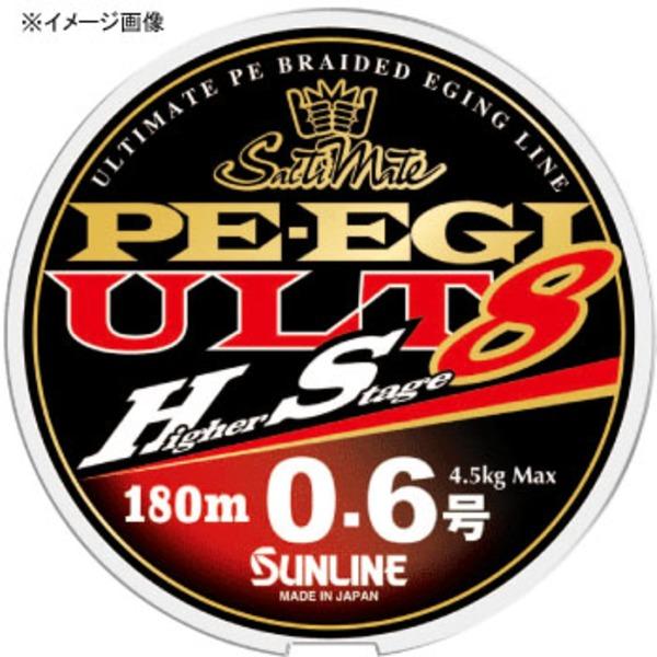 サンライン(SUNLINE) ソルティメイト PE EGI ULT HS8 180m エギング用PEライン