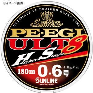 サンライン(SUNLINE) ソルティメイト PE EGI ULT HS8 240m エギング用PEライン