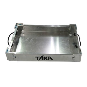 タカ産業 アルミ製 イカトロ箱 T-165