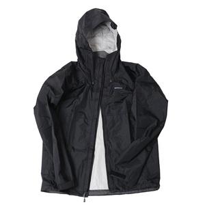 【送料無料】パタゴニア(patagonia) M's Torrentshell Jacket(メンズ トレントシェル ジャケット) L BLK(Black) 83802