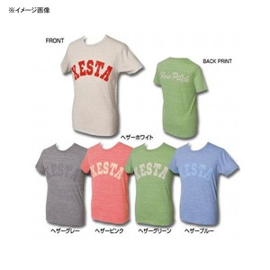 ゼスタ(XeSTA) ヘザーT-シャツ(スローピッチ) フィッシングシャツ