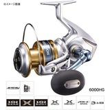 シマノ(SHIMANO) 16 バイオマスタ-SW 6000XG 03611 6000~8000番