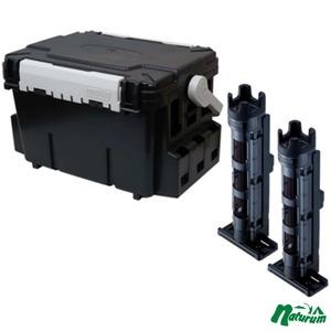 メイホウ(MEIHO) ★バケットマウスBM-7000+ロッドスタンド BM-250 Light 2本組セット★ ボックスタイプ