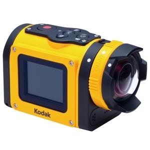 Kodak PIXPRO(コダック ピクスプロ) SP1 EXTREME アクションカメラセット SP1EXTREME ビデオカメラ