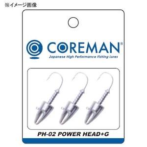 コアマン(COREMAN) PH-02 パワーヘッド+G ワームフック(ジグヘッド)