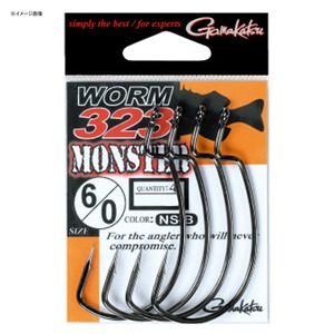 がまかつ(Gamakatsu) バラ ワーム323 モンスター 67049