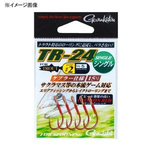 がまかつ(Gamakatsu) TR-24 シングル 67883 シングルフック(トラウト用)