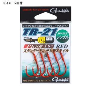 がまかつ(Gamakatsu) TR-21 シングル 67510 シングルフック