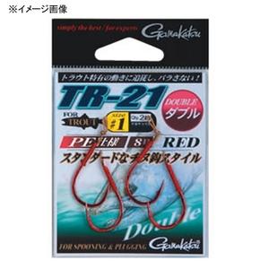 がまかつ(Gamakatsu) TR-21 ダブル 67531