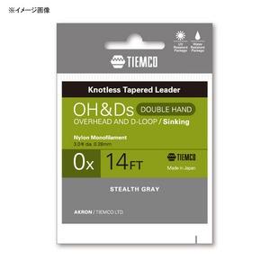 ティムコ(TIEMCO) OH&Dリーダーシンキングダブル14F 01X ステルスグレー