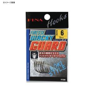 ハヤブサ(Hayabusa) FINESSE WACKY GUARD(フィネスワッキーガード) #6 FF209