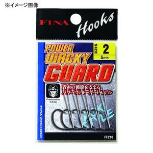 ハヤブサ(Hayabusa) FINA POWER WACKY GUARD(パワーワッキーガード) #2/0 FF210