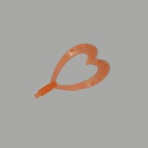 ダイワ(Daiwa) 紅牙フレアカーリーツイン 2インチ 紅牙オレンジ 04826632