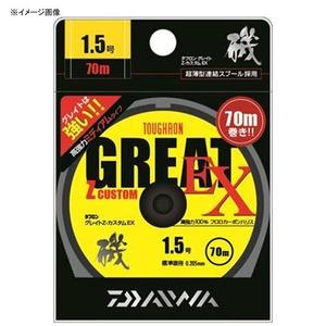 ダイワ(Daiwa) TグレイトZ-カスタムEX 70m 2.5号 04691517