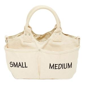 Vegie bag(ベジ バッグ) ショッピングバッグ ミニ ホワイト SI-200