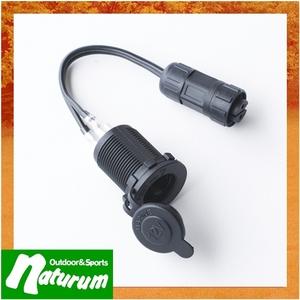 JPN(ジェーピーエヌ) キズナけーぶる・埋込式シガーソケットコード JPN-DC750 インバーター・コンバーター