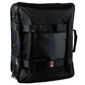 【送料無料】CHROME(クローム) TRAVEL PACK BLACKxBLACK BG209BKBK