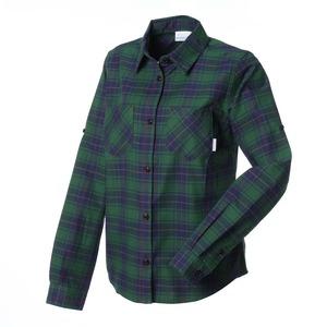 Columbia(コロンビア) パークストレイトウィメンズシャツ PL7974 レディース速乾性長袖シャツ