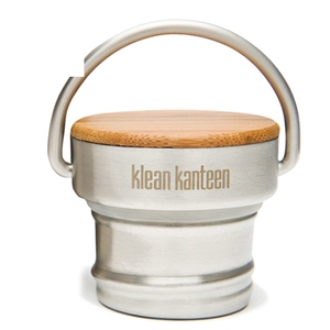 klean kanteen(クリーンカンティーン) KK ステンレス バンブーキャップ クラシック用 ステンレス 19322038015000