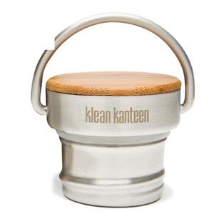 klean kanteen(クリーンカンティーン)KK ステンレス バンブーキャップ クラシック用