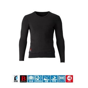 シマノ(SHIMANO) IN-030P ブレスハイパー+度 ストレッチアンダーシャツ(超極厚タイプ) 46753 アンダーシャツ