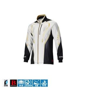 シマノ(SHIMANO) SH-031P ブレスハイパー+度 ウォームシャツ・リミテッドプロ 46970 フィッシングシャツ