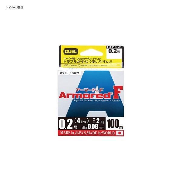 デュエル(DUEL) ARMORED(アーマード) F 100m H4116-W ライトゲーム用PEライン