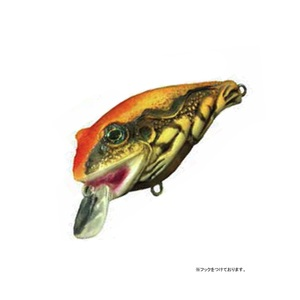 MIMIX(ミミックス) スキューバフロックス 60mm 07 Orange Frog