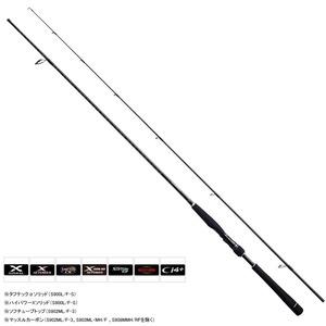 【送料無料】シマノ(SHIMANO) エクスセンス S803MH/R 37150