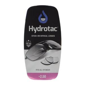 Hydrotac(ハイドロタック) 貼るリーディングレンズ +2.50