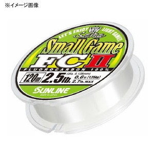 サンライン(SUNLINE) ソルティメイト・スモールゲームFCII 240m ライトゲーム用フロロライン