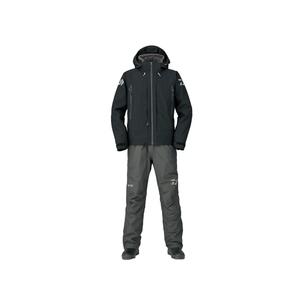 DW−1406 ゴアテックス プロダクト 2ウェイ ハイブリットバリアスーツ M ブラック