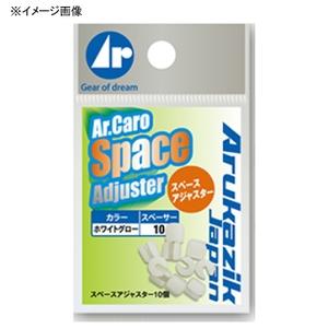 アルカジックジャパン (Arukazik Japan) Ar.キャロ スペースアジャスター ブラック 25646