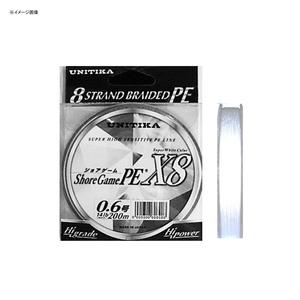 ユニチカ(UNITIKA) ショアゲームPE X8 0.6号 150m