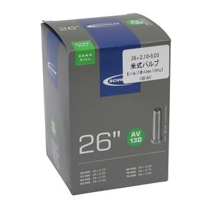 SCHWALBE(シュワルベ) 【正規品】チューブ 26インチ 13D-AV 21?26インチチューブ