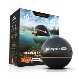 ディーパーDeeper Pro+(ディーパー プロ+) ワイヤレススマート GPS 魚群探知機