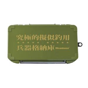 メガバス(Megabass)LUNKER LUNCH BOX SLIM(ランカーランチボックス・スリム)