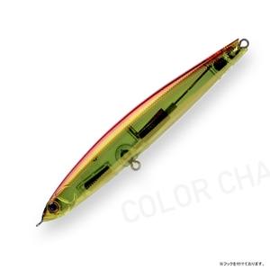 ジップベイツ ZBL(ザブラ) スライドスイムミノー S 120mm 425 アカキンステルス・HM