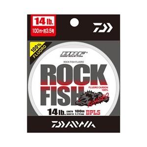 ダイワ(Daiwa) HRFロックフィッシュフロロ 100m 04625471 ライトゲーム用フロロライン