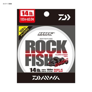 ダイワ(Daiwa) HRFロックフィッシュフロロ 100m 04625474 ライトゲーム用フロロライン