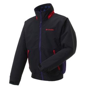 【送料無料】Columbia(コロンビア) Falmouth Jacket(ファルマス ジャケット) Men's L 011(Black Multi) PM5423