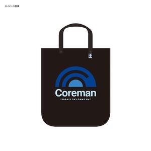 コアマン(COREMAN) スーパーライトタックルバック #001 ブラックxブルーロゴ