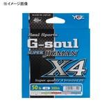 YGKよつあみ リアルスポーツ G-soul スーパージグマン X4 600m ジギング用PEライン