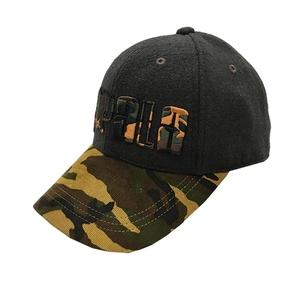 Rapala(ラパラ) Camoflage Felt Cap(カモフラージュ フェルト キャップ) ブラウン RC-185BR